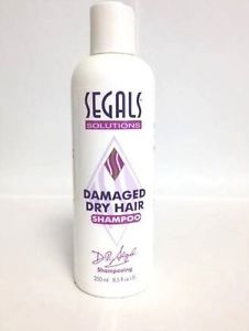 Segals Damaged Dry Hair Shampoo